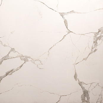 Ceramic Wholesaler Calcatta White Glazed Polished Porcelain - Floor Tile