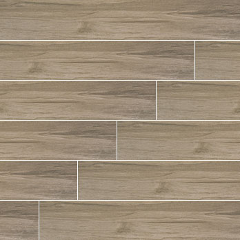 Ceramic Wholesaler Cellar Wood Bianco Glazed Porcelain Wood Cellar Range - Floor Tile