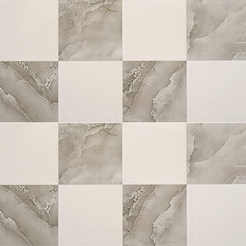 Ceramic Wholesaler Decor Dark Grey - Glazed Wall Tile