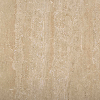 Ceramic Wholesaler Travertino Beige Glazed Polished Porcelain - Floor Tile